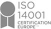 ISO 14001 Certificate logo