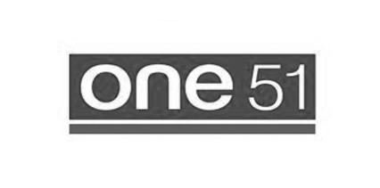 One 51 logo