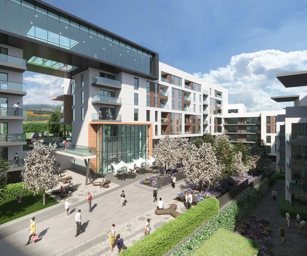 Cherrywood Town Centre concept design