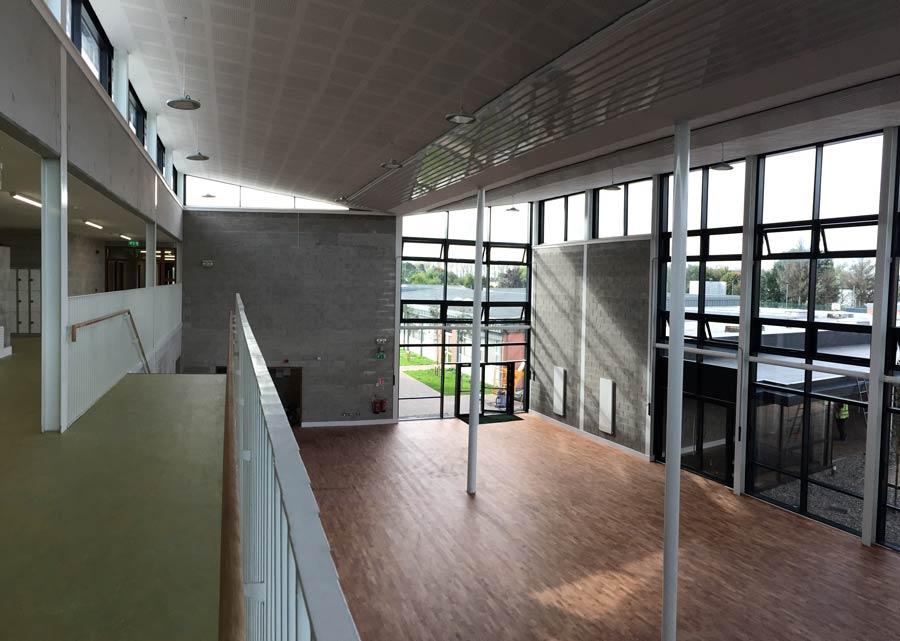 St. Patrick's Comprehensive School Extension