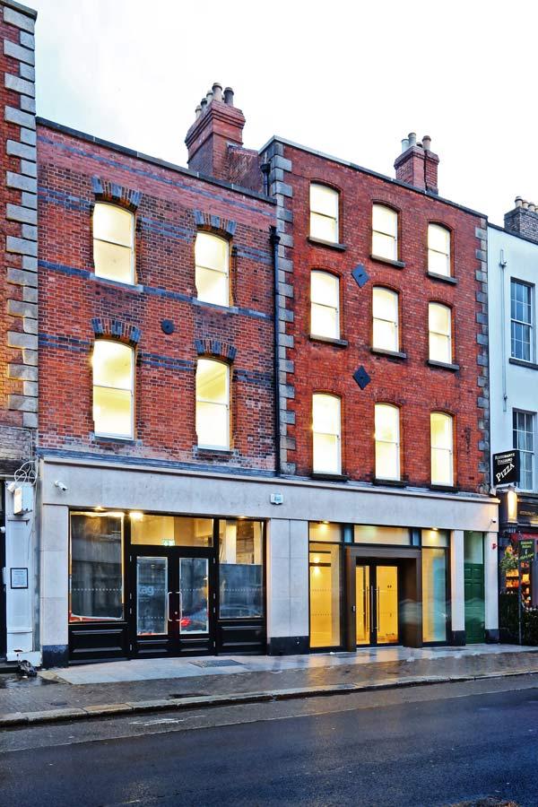 Westland Row