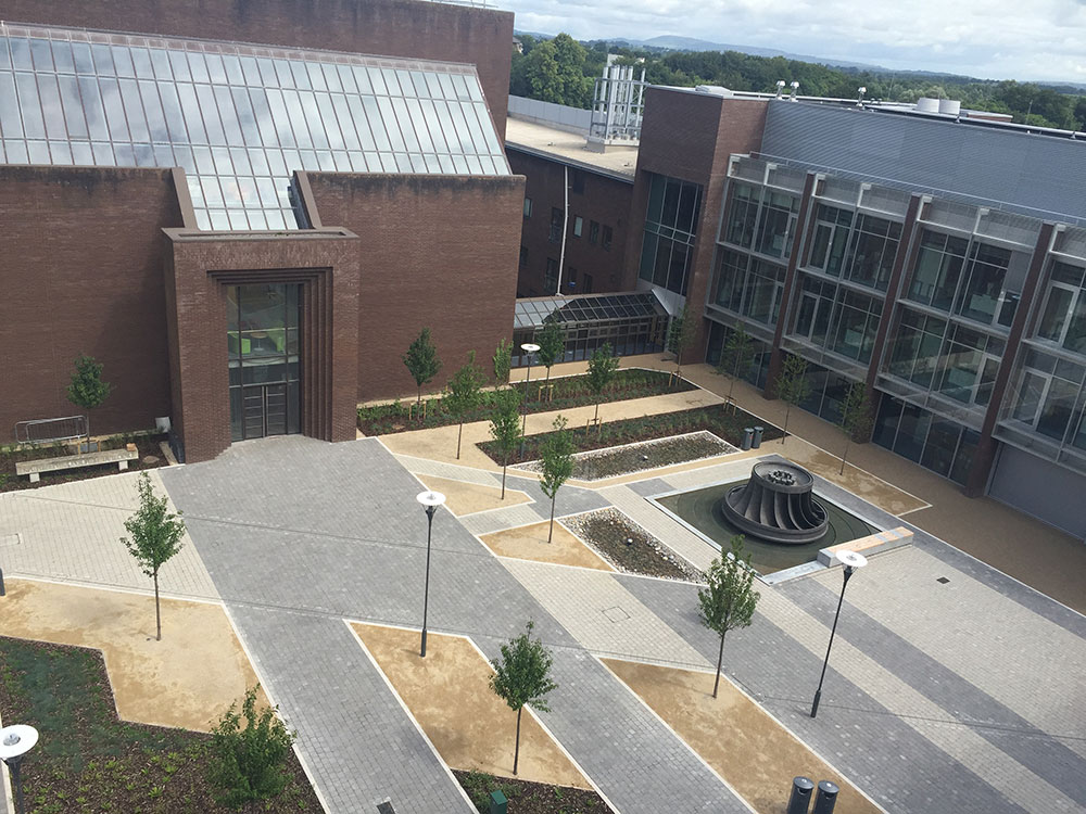 University of Limerick, Bernal Courtyard