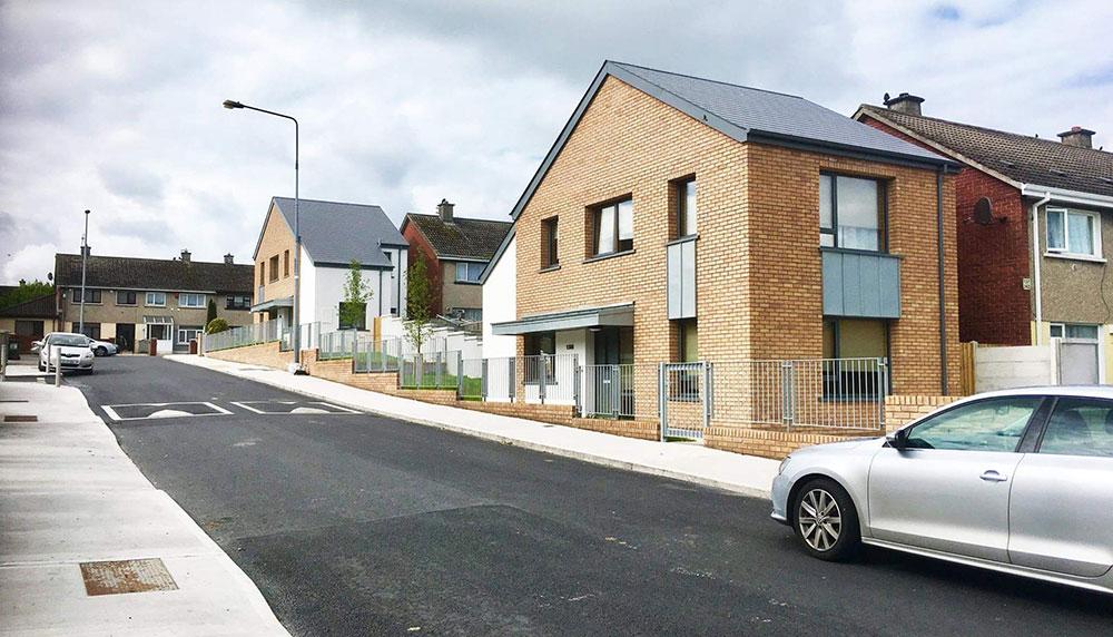 Cliona Park Housing