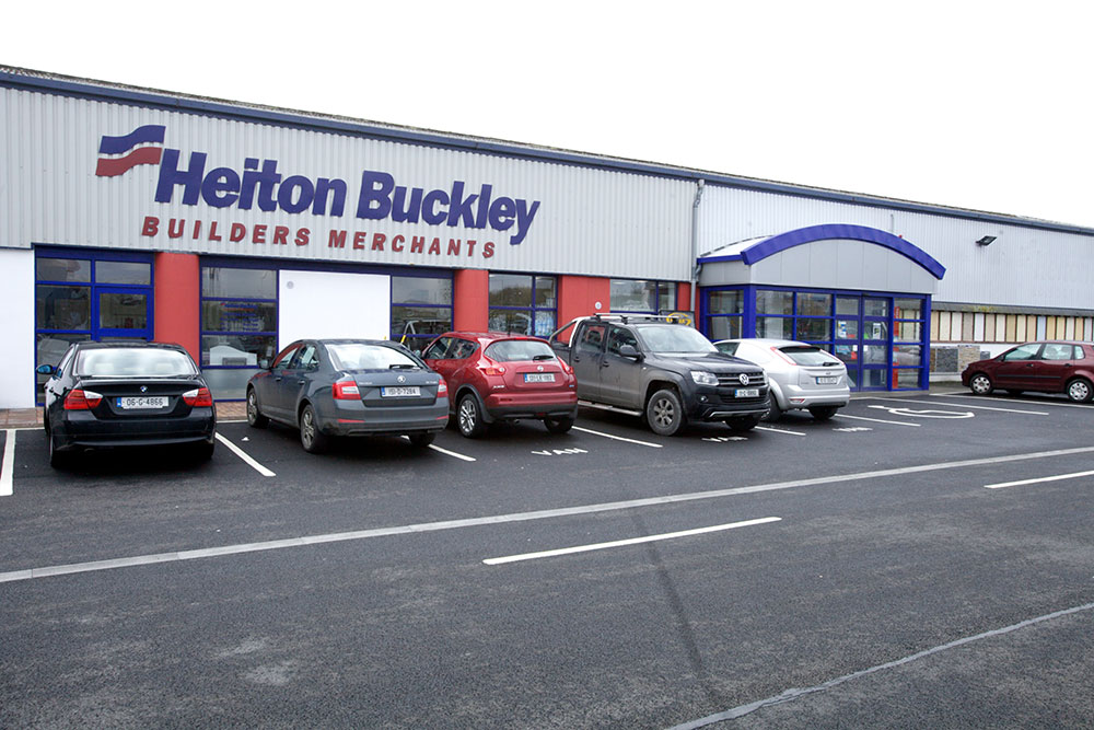 Heiton Buckley Builders Merchants