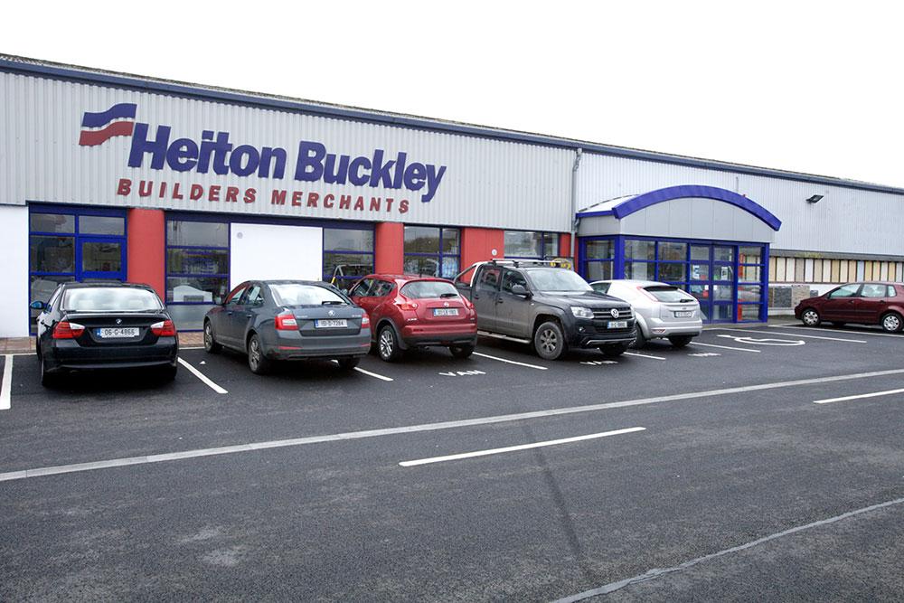 Heiton Buckley Builders Merchants